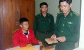 Quảng Nam: Thu giữ hàng chục bánh heroin trôi dạt vào bãi biển