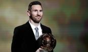 Vượt Ronaldo, Lionel Messi giành Quả bóng Vàng lần thứ 6