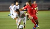 Quang Hải có nguy cơ chia tay SEA Games 30 vì chấn thương