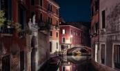 """Venice """"rũ bỏ"""" định nghĩa thành phố du lịch nhộn nhịp để tĩnh mịch về đêm"""