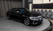 BMW M340i 2020 bí hiểm hơn với màu sơn đen kim loại