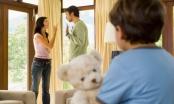 Những điều cha mẹ không nên làm trước mặt con