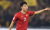 Danh sách U23 Việt Nam sang Hàn Quốc tập huấn: Đình Trọng trở lại