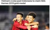 Truyền thông châu Á choáng ngợp với sức mạnh của U22 Việt Nam