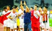 HLV Park muốn gắn bó lâu dài với bóng đá Việt Nam