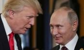 Tổng thống Nga nhận tâm thư từ người đồng cấp Mỹ