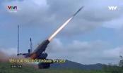 Việt Nam công khai hình ảnh bắn thử tên lửa SPYDER