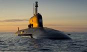 Bí mật quân sự: Siêu tàu ngầm Nga mang theo vũ khí đáng gờm