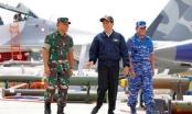 Tàu Trung Quốc không chịu rút, Indonesia điều 4 máy bay chiến đấu ra hiện trường