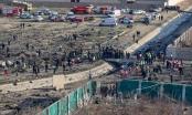 Ukraine để quốc tang một ngày sau vụ rơi máy bay khiến 176 người thiệt mạng