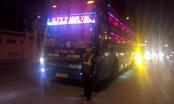 Trắng đêm xử lý xe tải, xe khách vi phạm