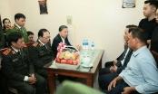 Bộ trưởng Công an chia buồn với gia đình thiếu úy hy sinh ở Đồng Tâm