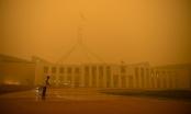 Cháy rừng hun khói người Australia