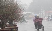 Gió mùa đông bắc gây mưa rét từ chiều nay