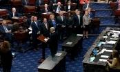 Thượng viện Mỹ bắt đầu xét xử luận tội ông Trump