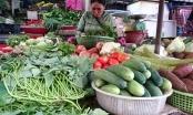 Sau Tết, giá rau xanh tăng 'chóng mặt', thịt lợn giảm nhẹ