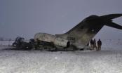 Những bí ẩn đằng sau vụ máy bay tình báo Mỹ gặp nạn ở Afghanistan