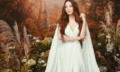 Á hậu Thụy Vân đẹp hút hồn trong bộ ảnh đầu năm Canh Tý