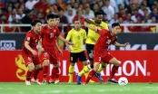 Tuyển Malaysia mất nhiều trụ cột ở cuộc đấu với tuyển Việt Nam