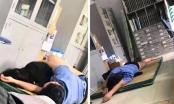"""Vụ bác sỹ """"ôm sinh viên ngủ trong ca trực"""": Bệnh viện nói gì?"""