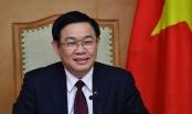 Phó Thủ tướng Vương Đình Huệ được Bộ Chính trị phân công làm Bí thư Hà Nội