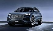 Chi tiết tân binh SUV điện Audi Q4 e-tron sắp được sản xuất thương mại