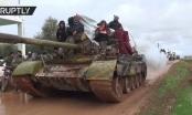 Lính đặc nhiệm Thổ Nhĩ Kỳ tràn vào Idlib, quân đội Syria không ngừng tấn công