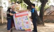 Chùm ảnh chống dịch virus corona tại xã Sơn Lôi, Vĩnh Phúc