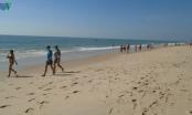 Du khách Nga đột tử khi chơi bóng chuyền trên bãi biển Bình Thuận