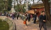 Các điểm tham quan du lịch Hà Nội dần đông khách trở lại