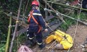 Tìm thấy thi thể nạn nhân rơi xuống hố sâu ở Hà Giang sau 10 ngày tìm kiếm