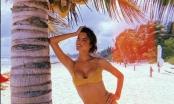 Mỹ nhân nội y Alessandra Ambrosio quyến rũ mê hồn với áo tắm