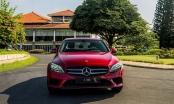 Mercedes – Benz tung xe sang C 180 giá rẻ.