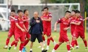 HLV Park Hang Seo hết cách ly, trực tiếp đi tuyển quân cho tuyển Việt Nam
