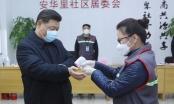 Chủ tịch Trung Quốc Tập Cận Bình thăm Vũ Hán