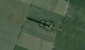 Thế giới kỳ bí qua loạt hình ảnh chụp bởi Google Earth