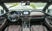 So sánh nhanh Hyundai Santa Fe 2020 và Toyota Fortuner 2020
