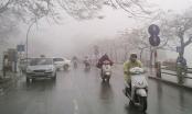 Thời tiết ngày 20/3: Hà Nội có mưa nhỏ, trời lạnh