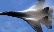 Tiêm kích Su-35 hộ tống Bộ trưởng Quốc phòng Nga tới chiến trường Syria