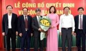 Trưởng khoa Phát thanh - Truyền hình được bổ nhiệm làm Phó Giám đốc Học viện Báo chí và Tuyên truyền