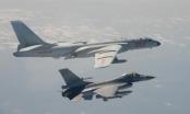 Hé lộ cuộc tập trận bất thường của không quân Trung Quốc quanh đảo Đài Loan
