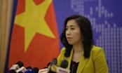 Yêu cầu Trung Quốc xử lý nghiêm vụ tàu cá Việt Nam bị tàu hải cảnh Trung Quốc đâm chìm