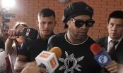 Ronaldinho được ra tù sau 32 ngày bị giam giữ