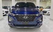 Hyundai Santa Fe giảm giá gần trăm triệu chạy đua với Mazda CX-8 và Honda CR-V
