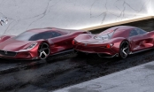 Ngắm 'siêu phẩm' Mazda RX-10 Vision Longtail