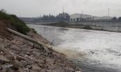 Sông Cầu oằn mình 'gánh' nước thải