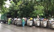 Vẫn đau đầu vì bài toán xử lý rác thải Hà Nội