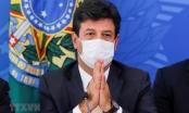 Bất đồng về đối phó dịch, Tổng thống Brazil miễn nhiệm Bộ trưởng Y tế