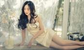 Jun Vũ nóng bỏng, tròn đầy trong bộ ảnh đồ ngủ 'không nội y'
