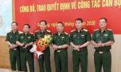 Trao quyết định bổ nhiệm Phó Tư lệnh Quân khu 5